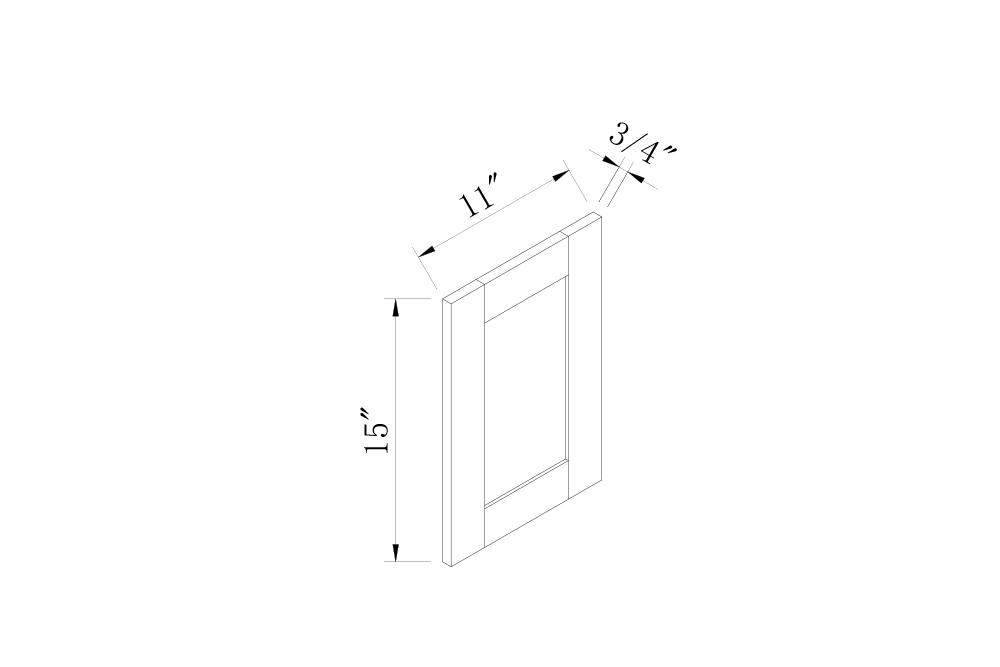 DUMMY & SAMPLE DOORS - Sample Door